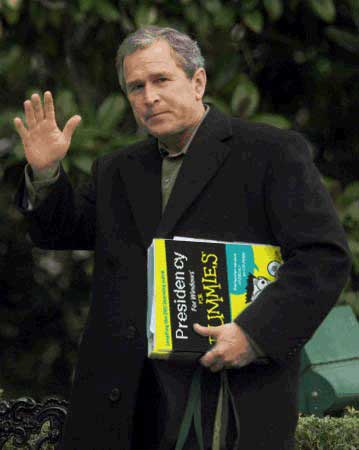 Presidential Iq Report How Bush Got And Lost His Wings